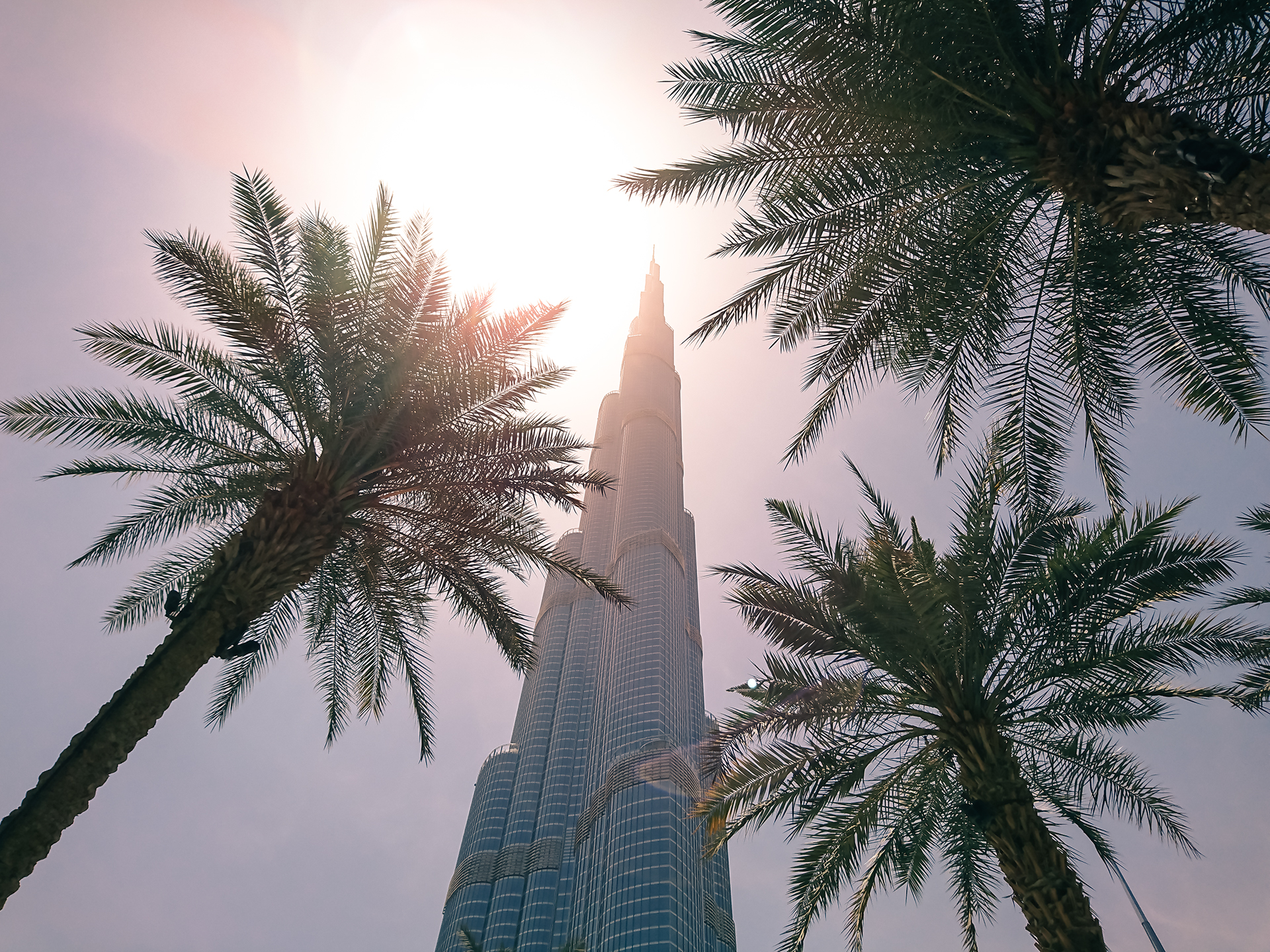 Mobile Photography: Exploring Dubai & the Burj Khalifa