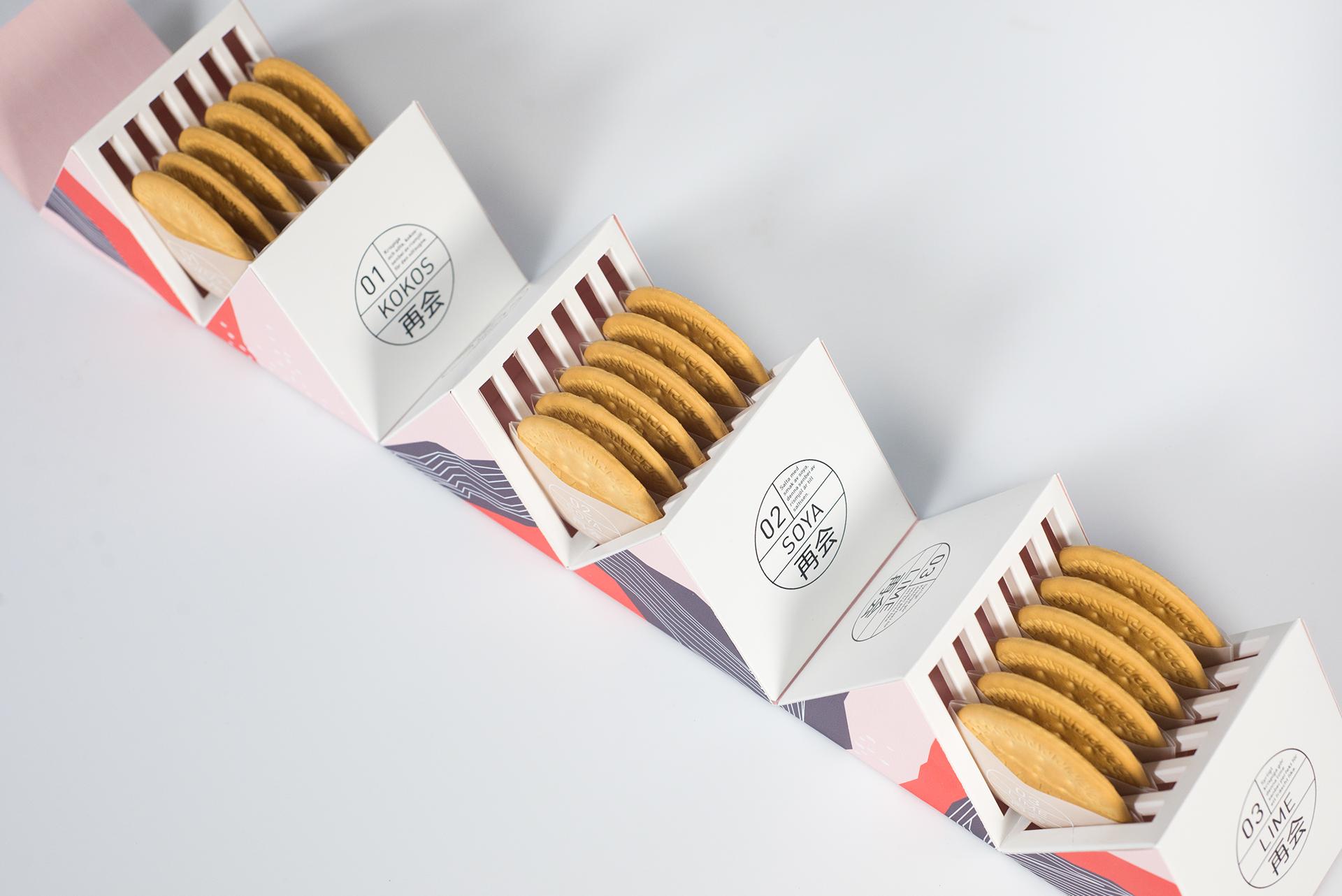 Saikai Packaging: a Japanese-Inspired Fika Brand