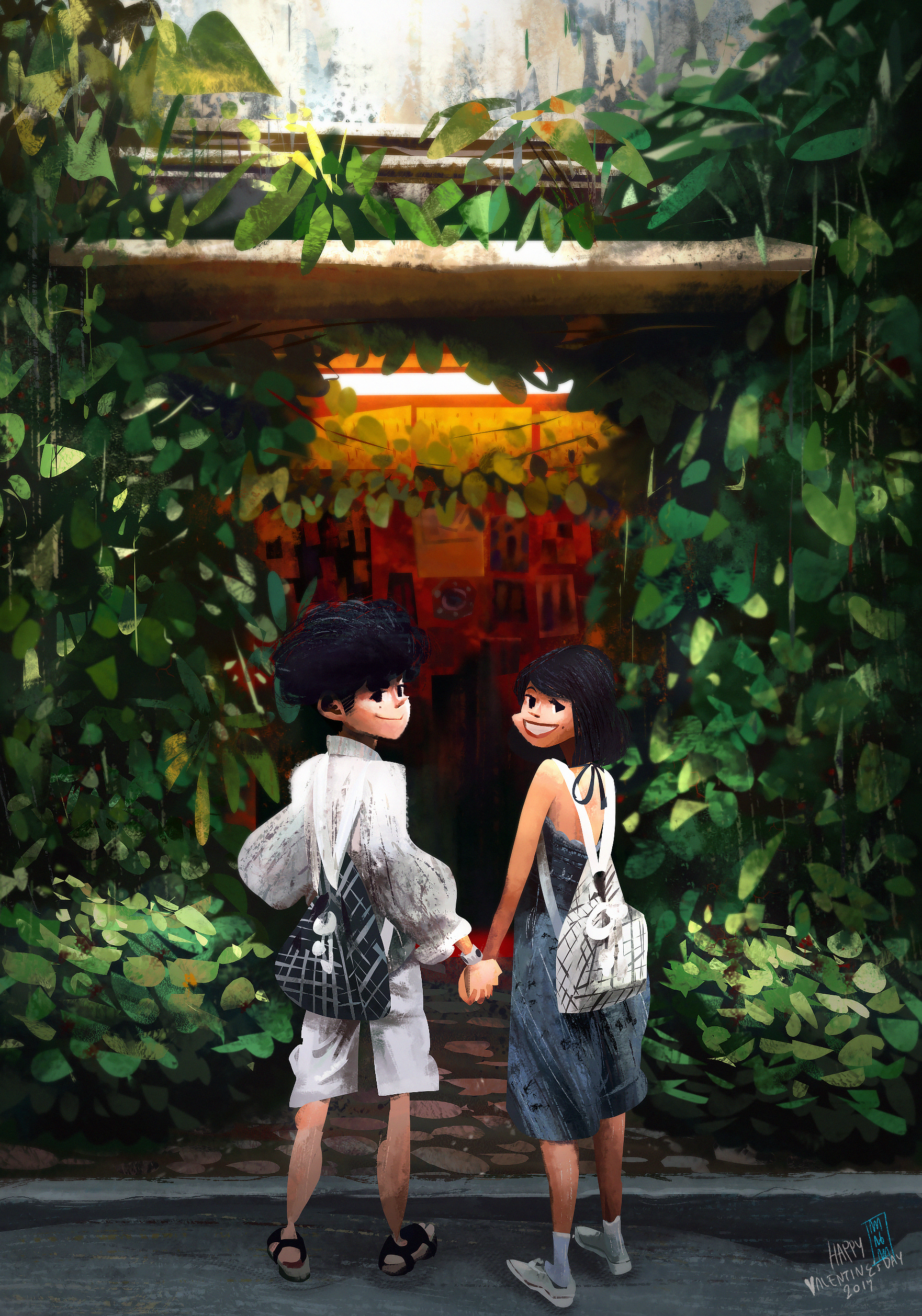 Stylish Artworks by Tanta Vorawatanakul