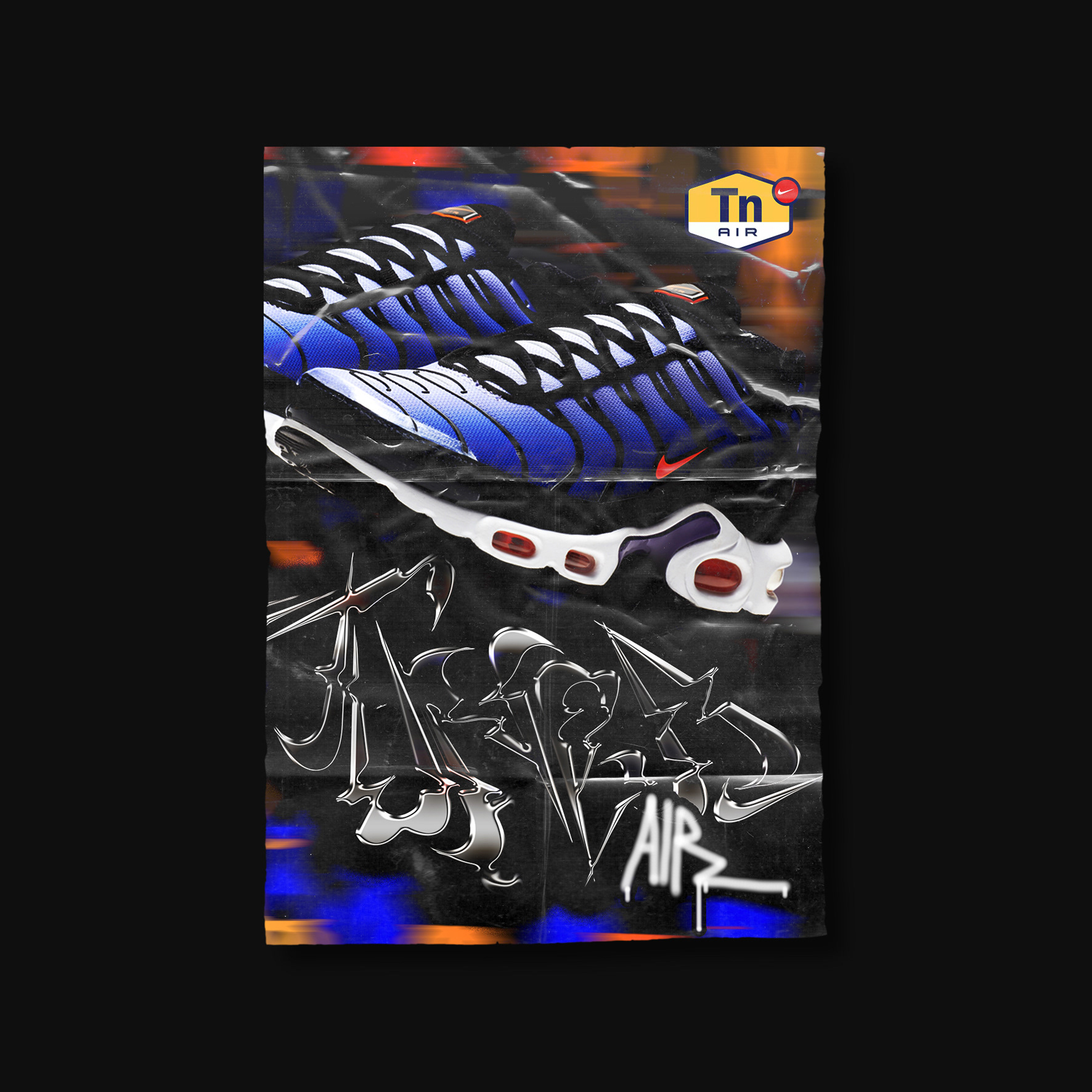 Nike Tuned – Posters on Behance