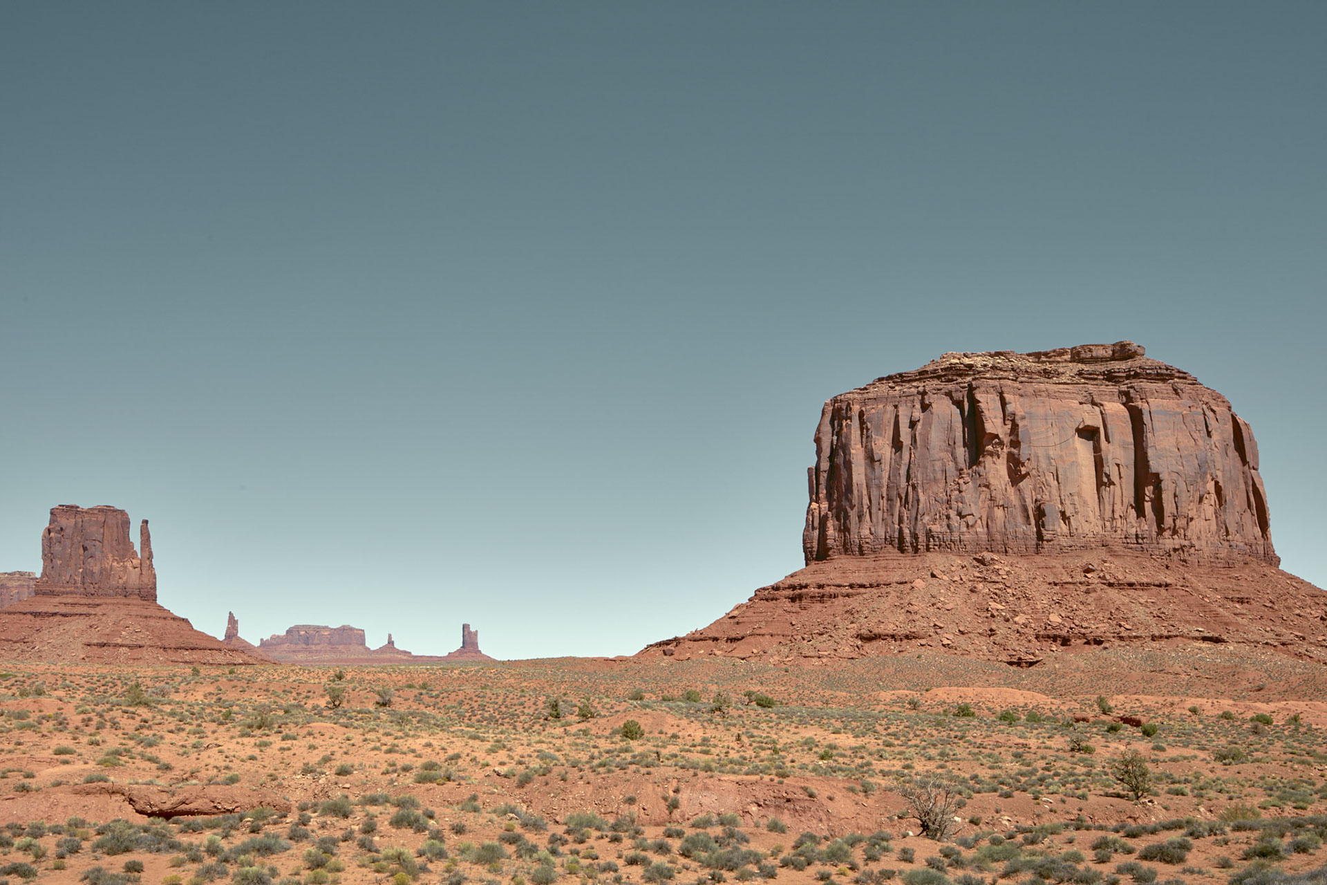 Digital Photography: Exploring Monument Valley, Arizona