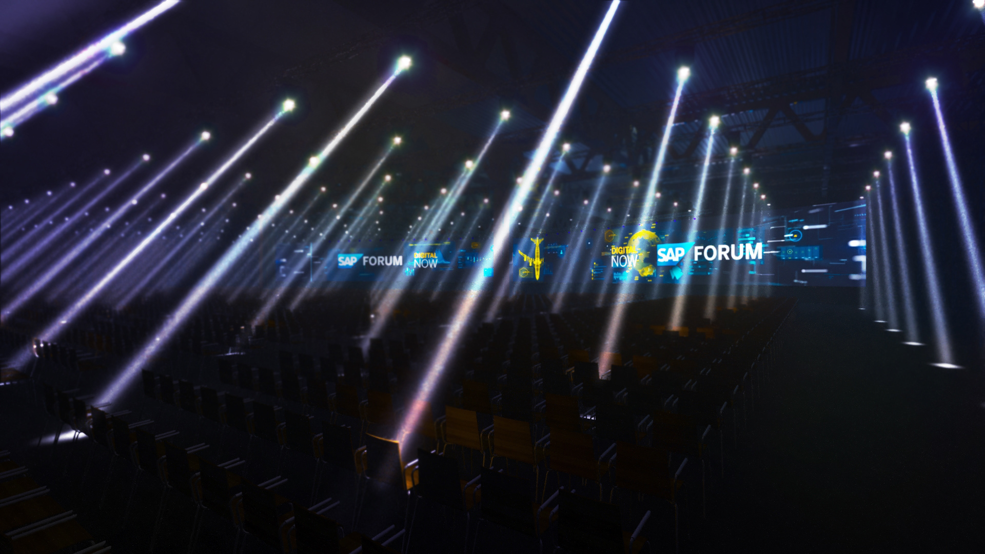 SAP Forum 2017 on Behance