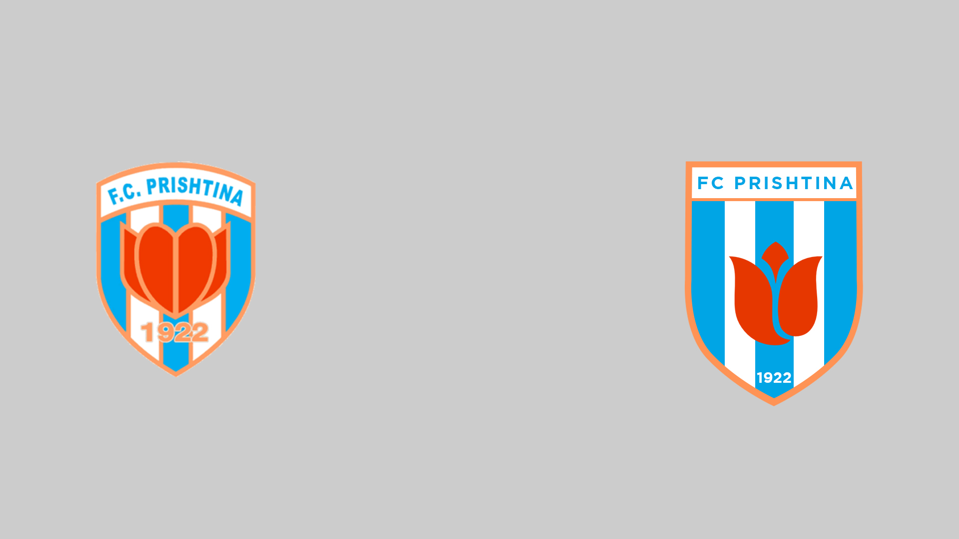 REDESIGN OF THE LOGOS FROM THE FOOTBALL LEAGUE KOSOVO on Behance