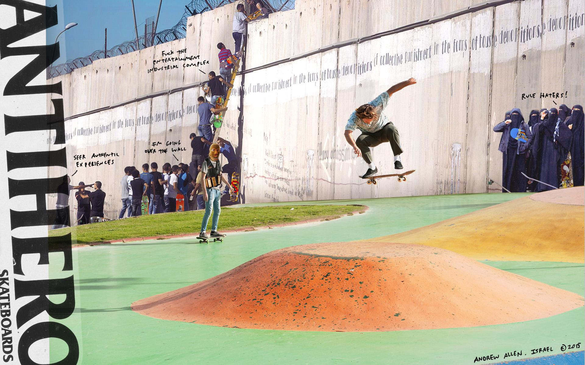 Antihero Skateboards On Behance