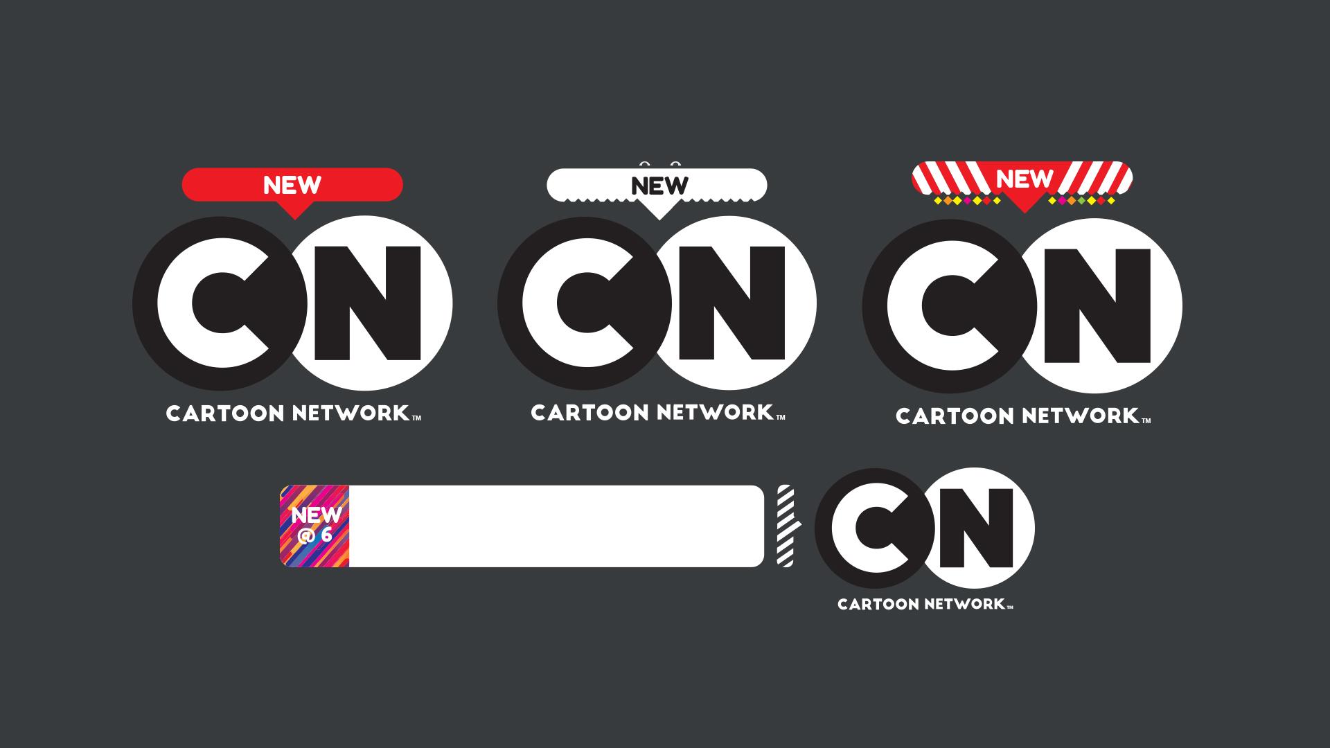 Cartoon Network Logo Re Design On Behance