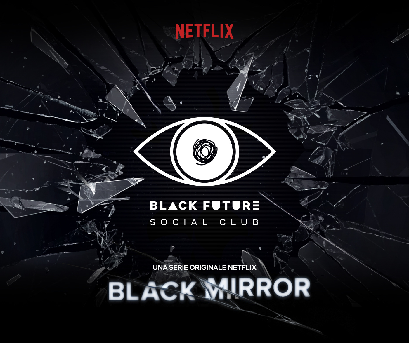 where to buy get new sale usa online Black Mirror 4 - Black Future Social Club on Behance