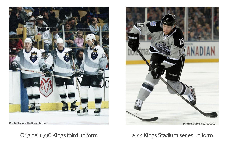 best website ed72e ff1db LA Kings Third Jersey Concept on Behance
