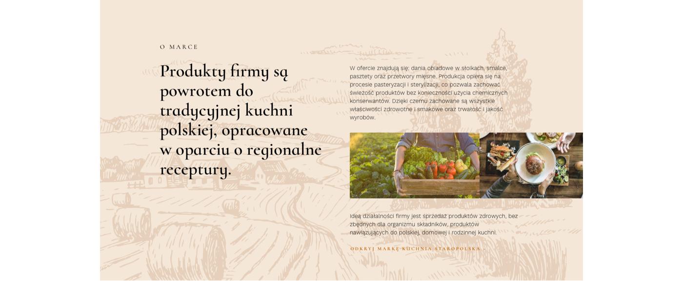 Kuchnia Staropolska On Behance