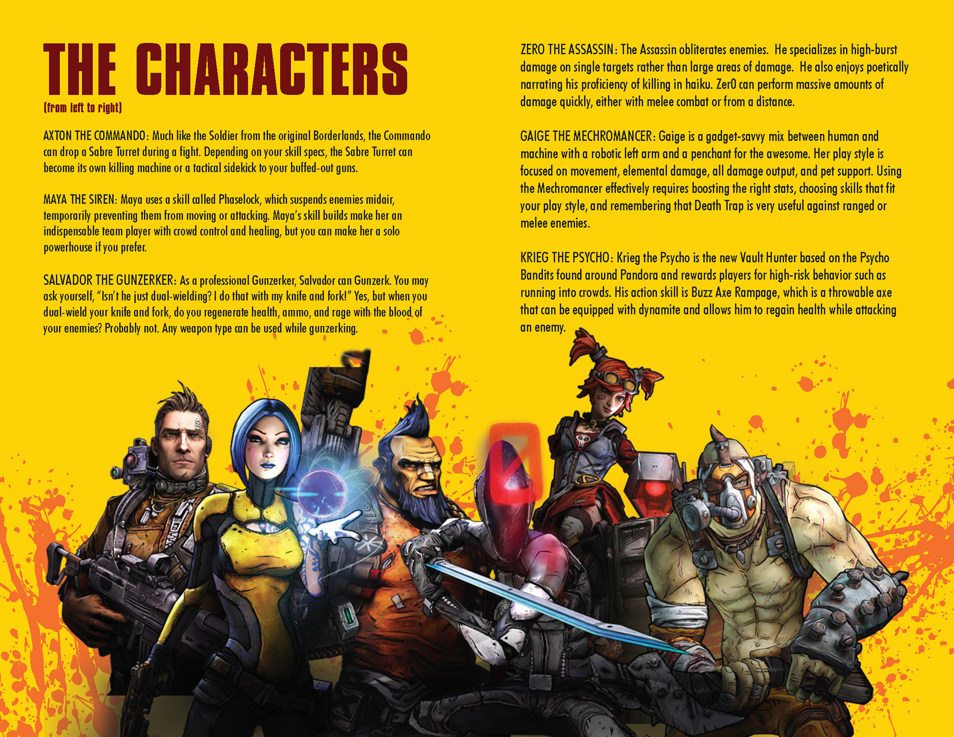 A Look Into The World Of Borderlands 2 on Behance