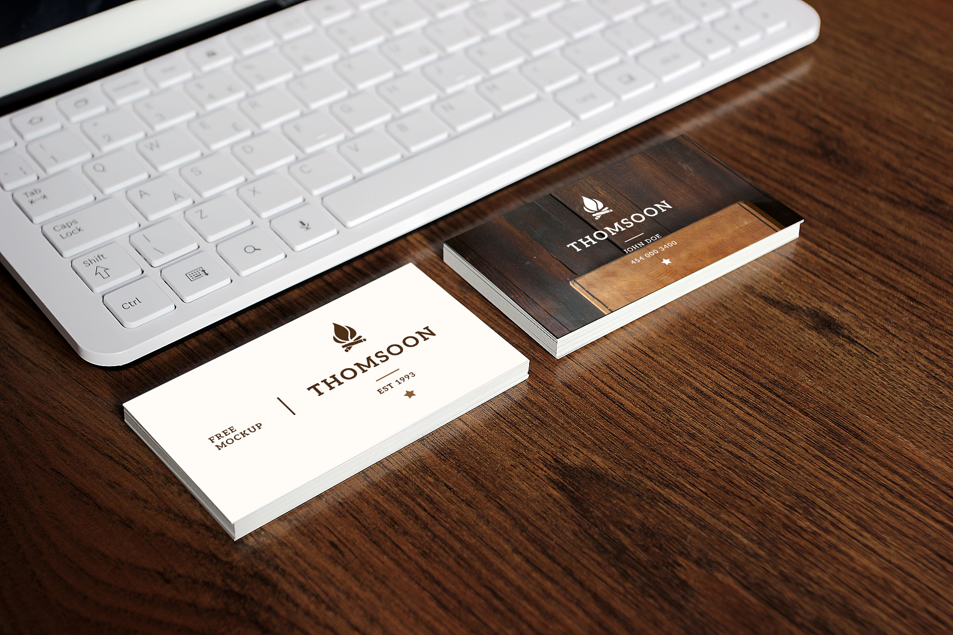 9 Business Card Tablet Free Mockup Vol 2 Download On