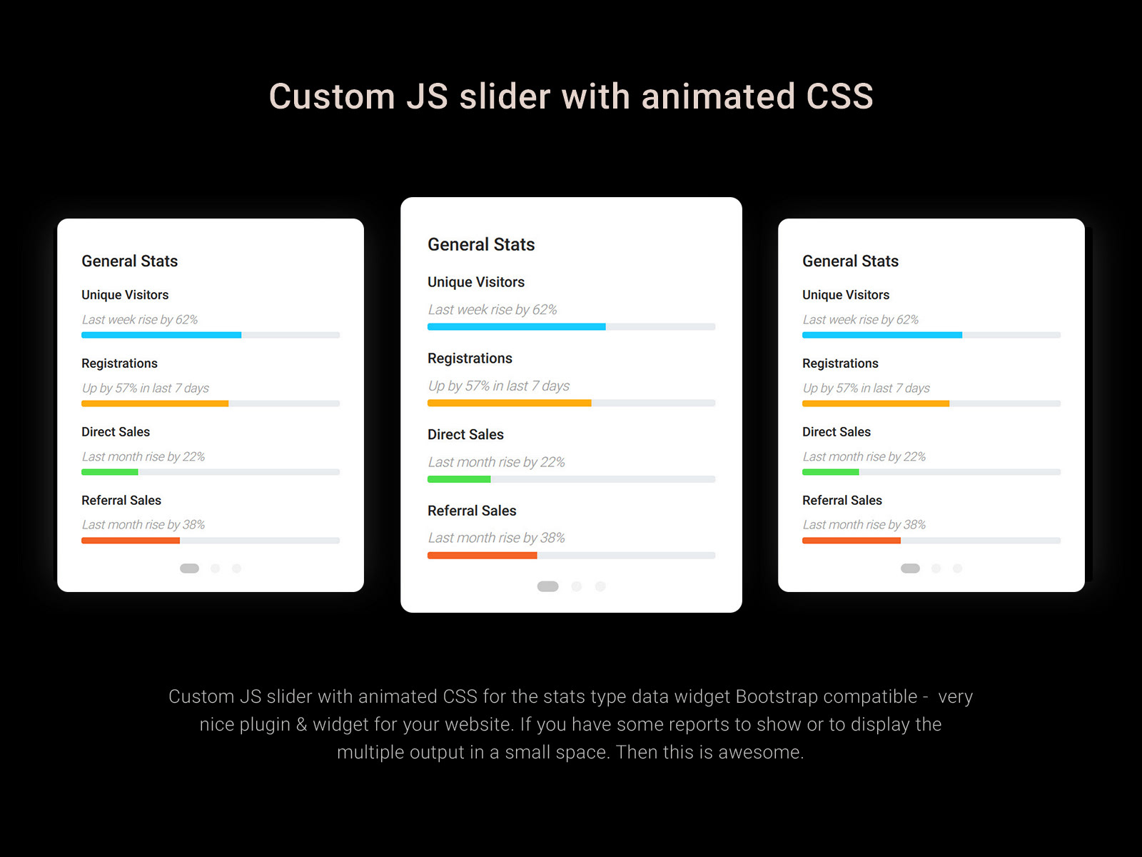 Text Animation Slider Codepen