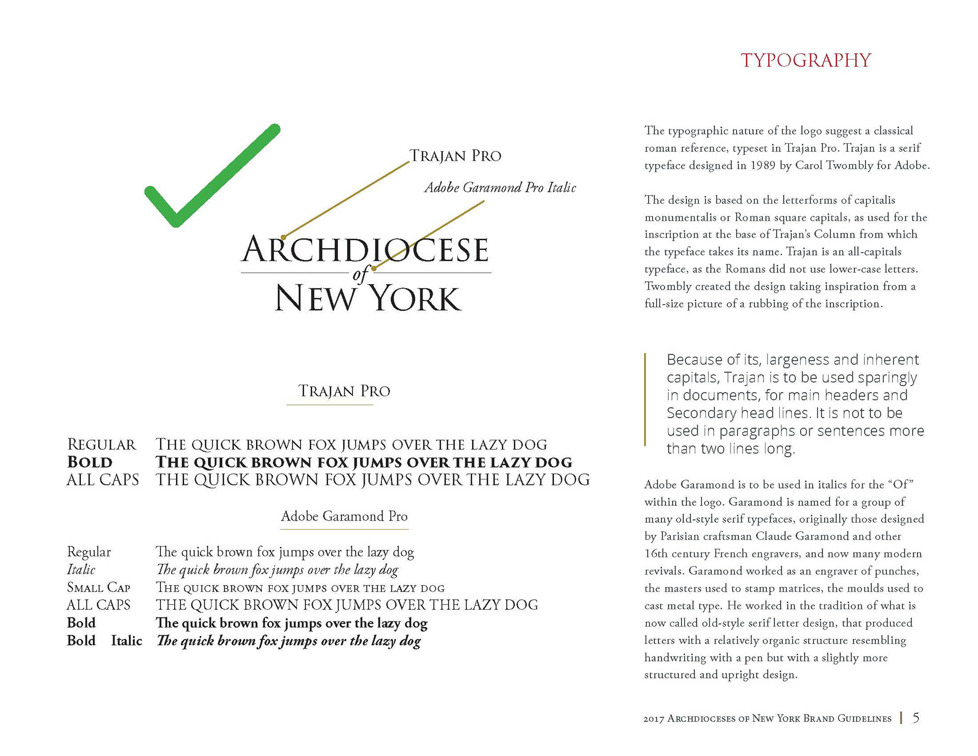 Archdiocese of NY on Behance