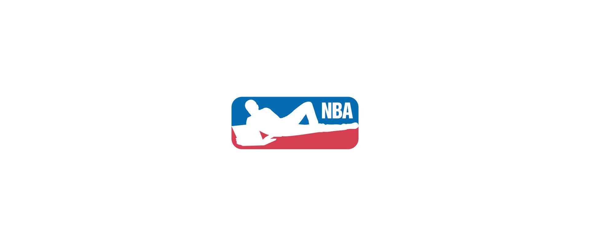 Redesain logo NBA Covid19