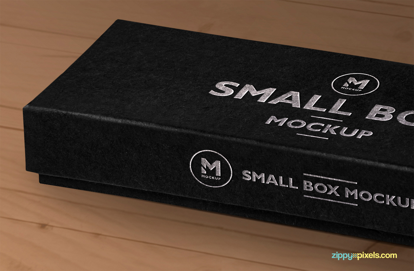 box mockup psd