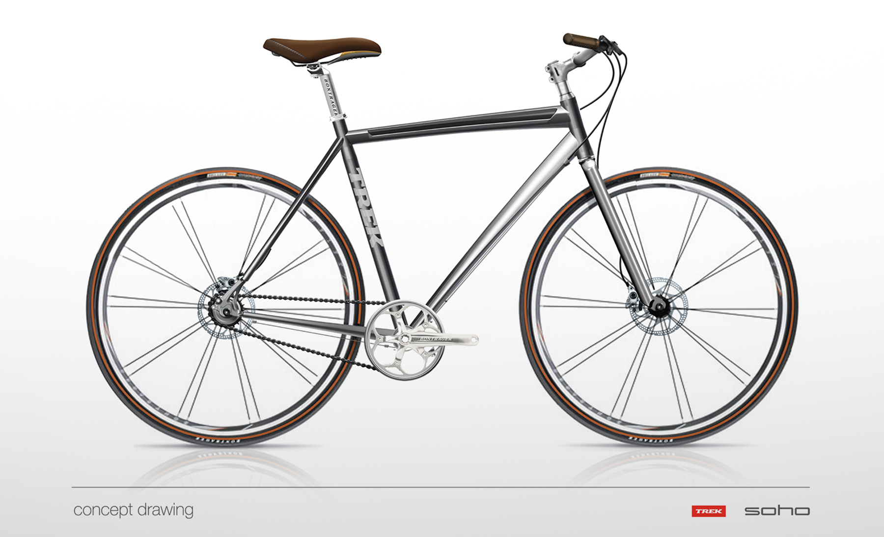 Trek Soho - Commuter Bicycle, 2006 on Behance