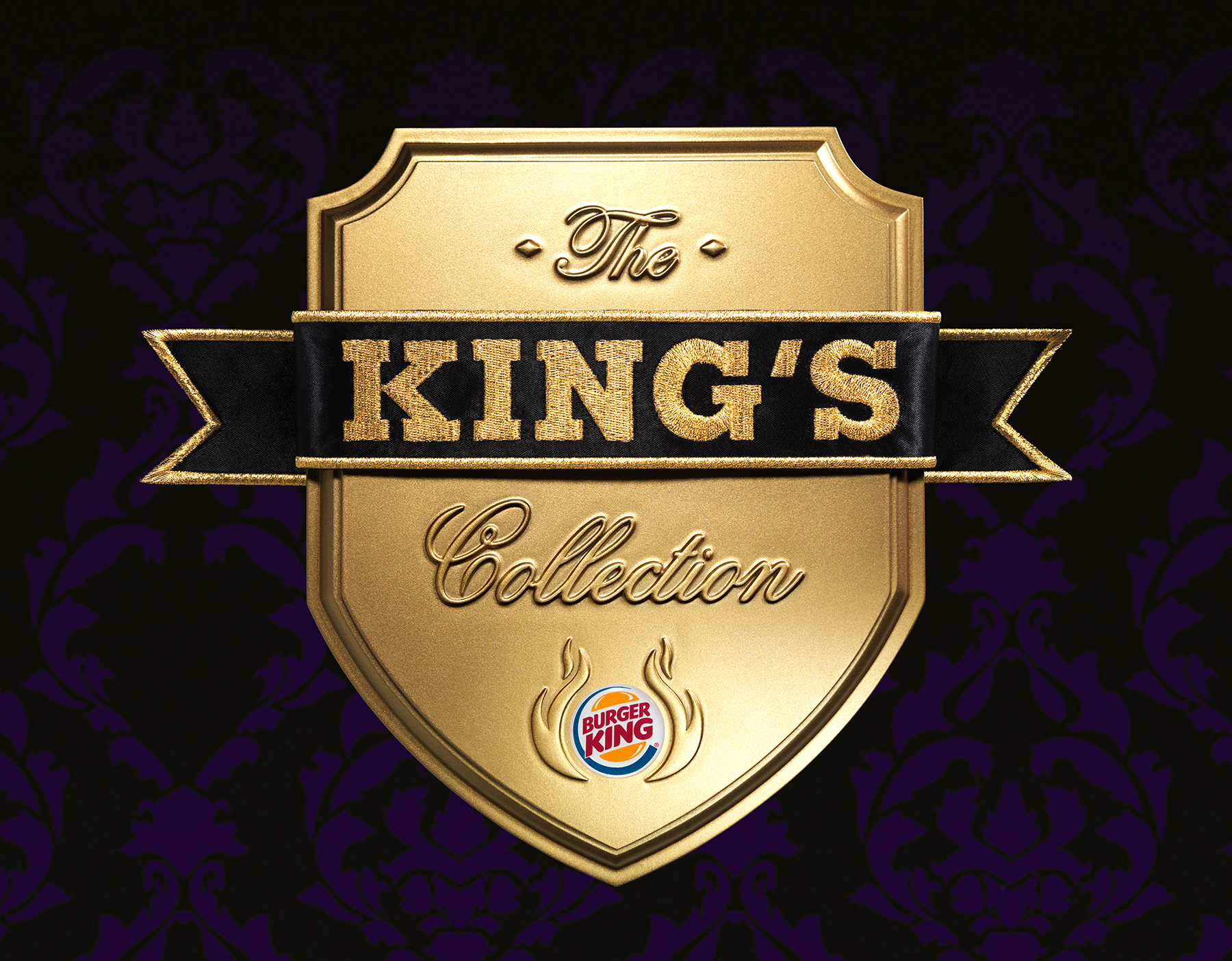 The Burger King KINGS Collection