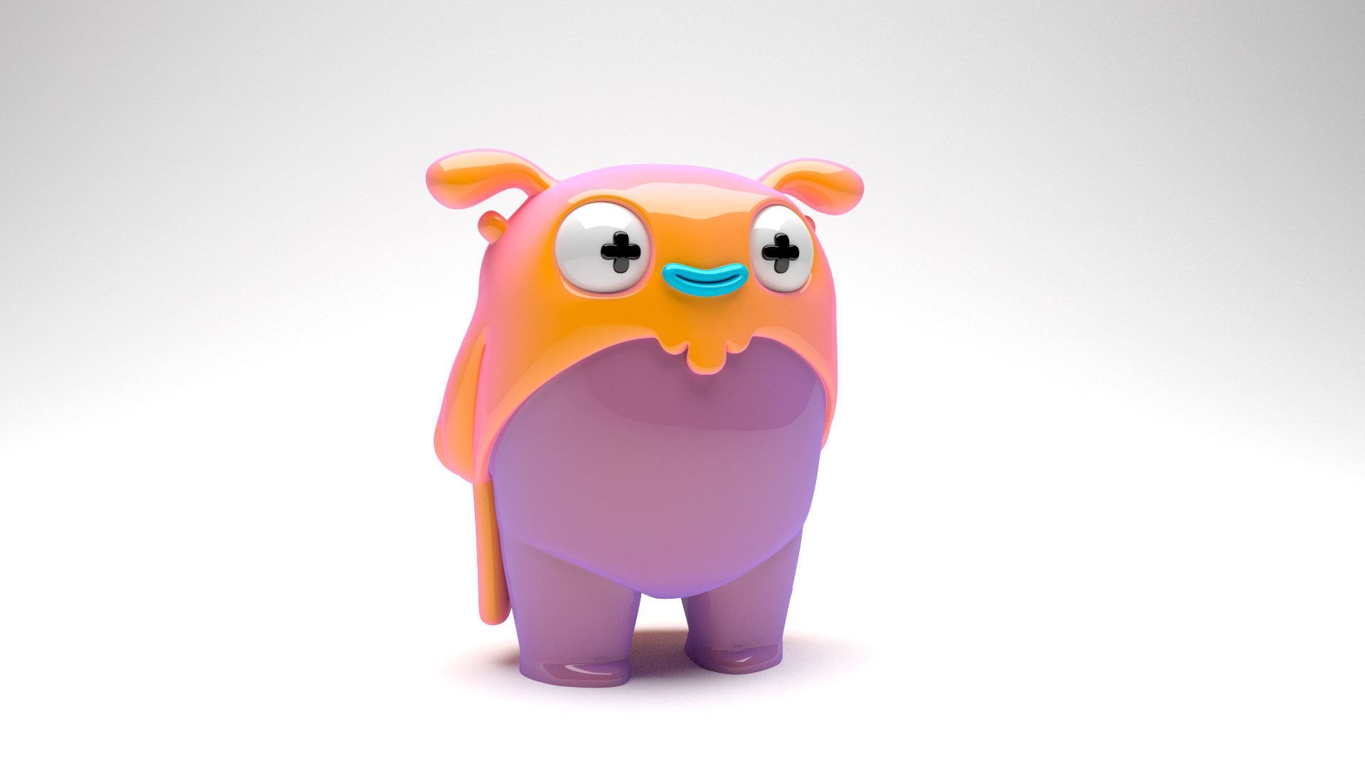 Character design for Roooster on Behance