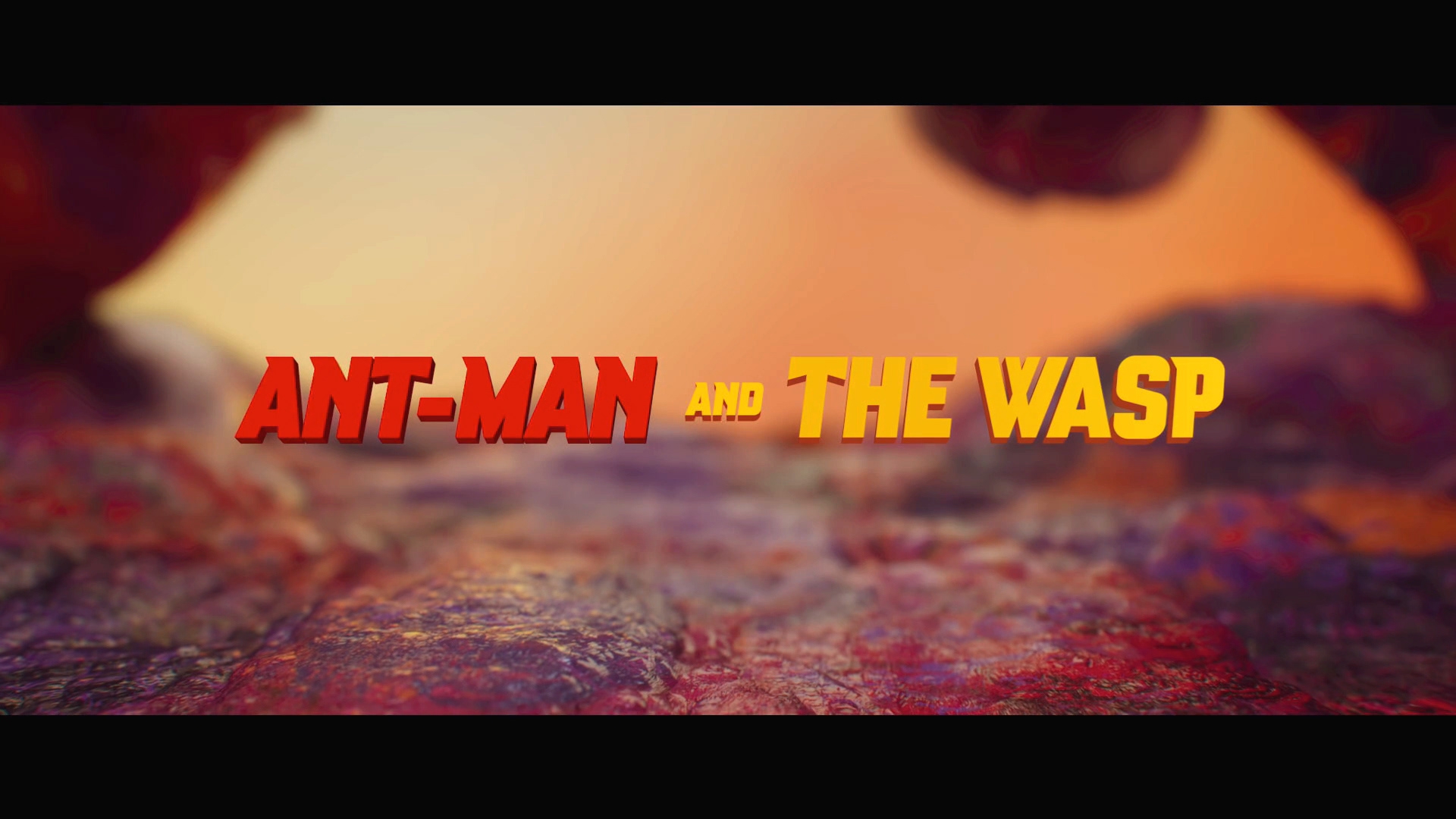 Ant-Man and the Wasp Main-on-End Title Sequence on Behance