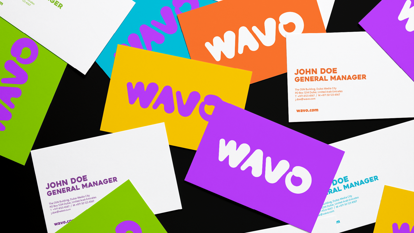 WAVO by OSN on Behance