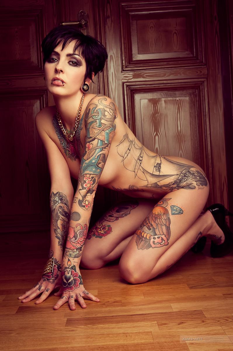Tattoo Erotica Magazine 17
