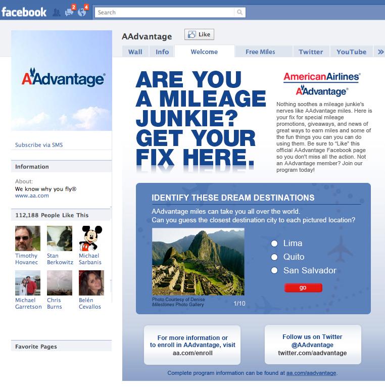 facebook advantage