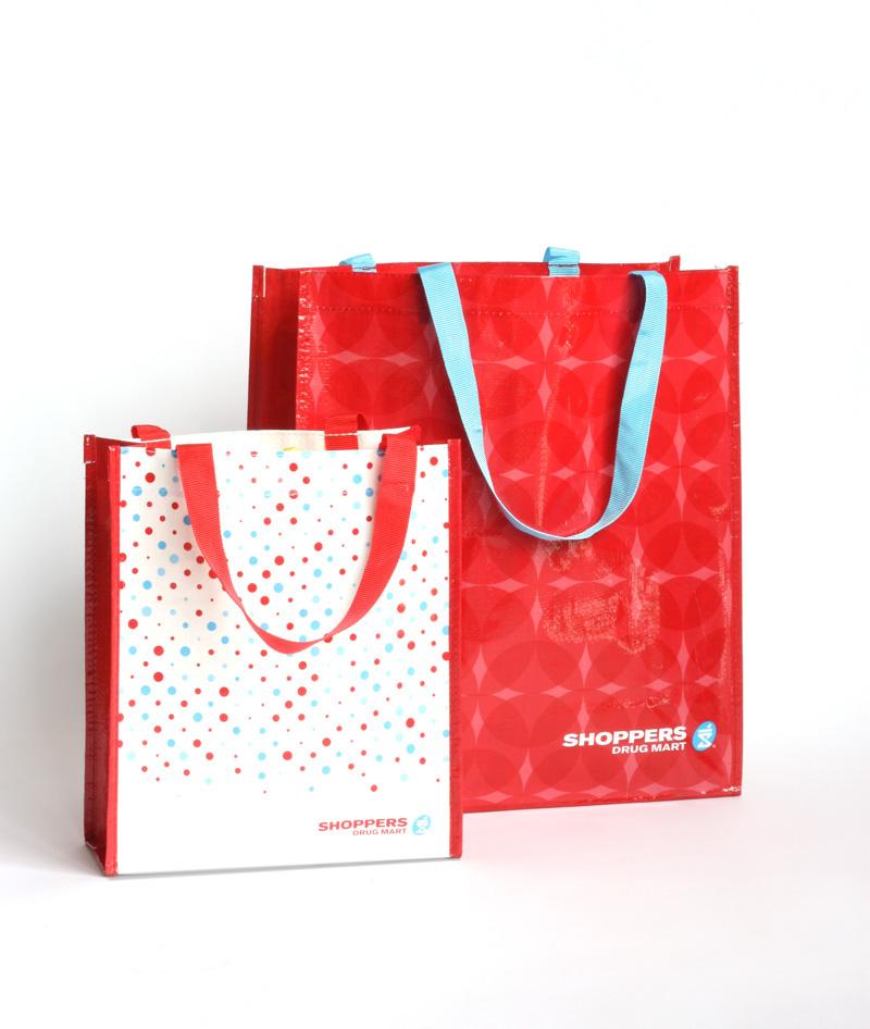 Shoppers Drug Mart Reusable Shopping Bags
