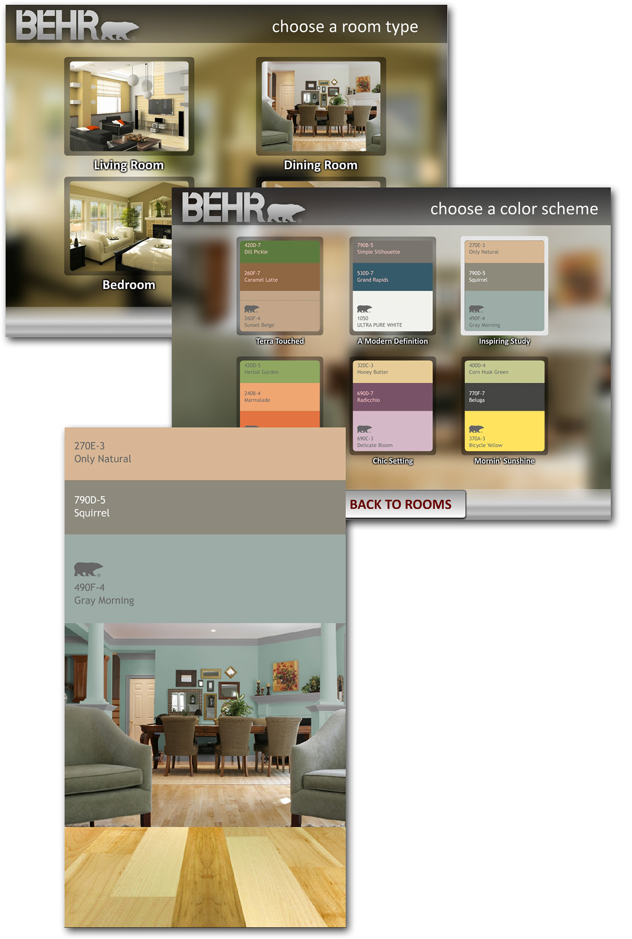 28 Behr Paint Colors Interactive