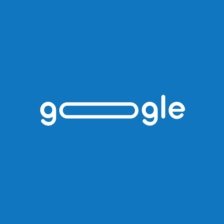Google Rebranding by Dana Kim