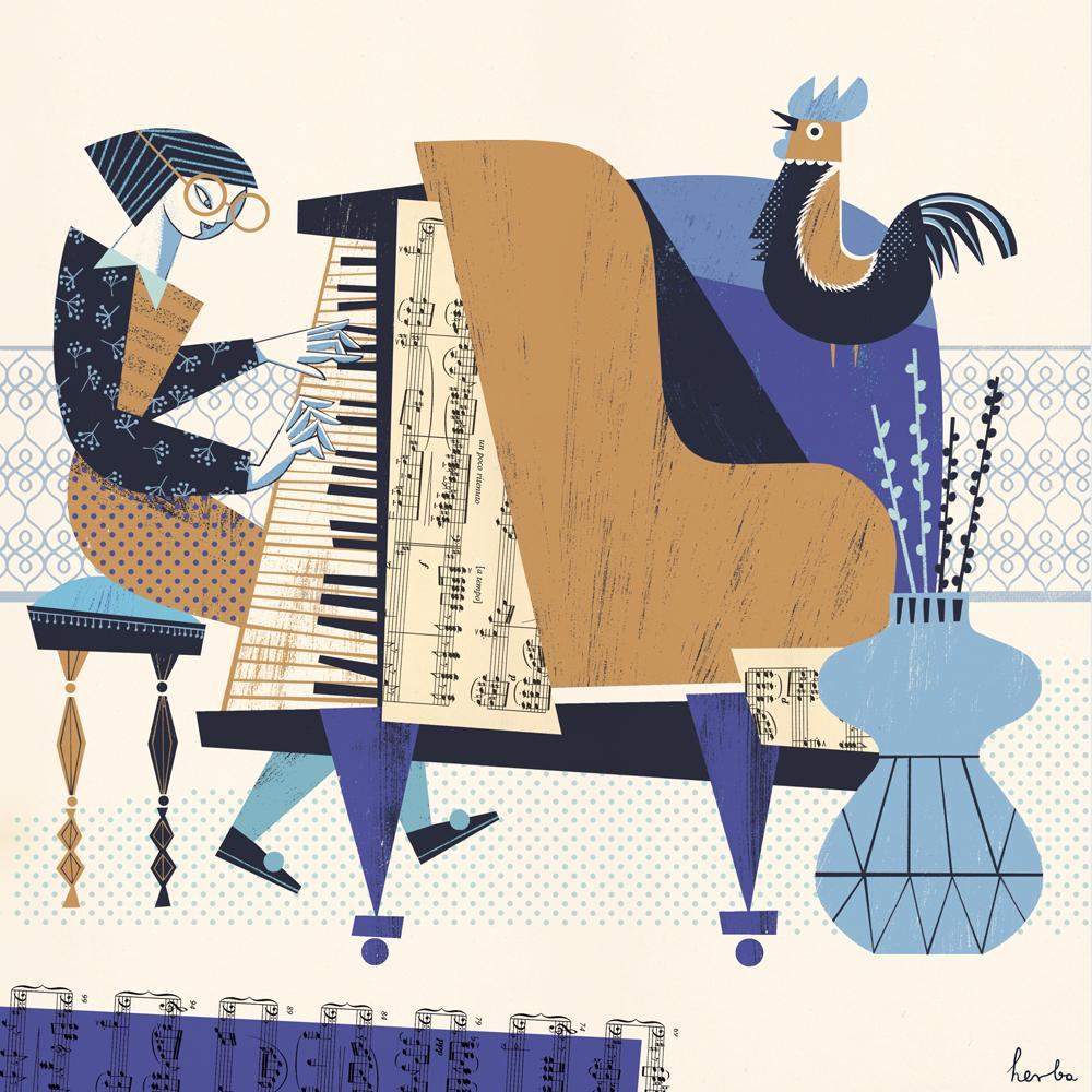 Gosia Herba illustration