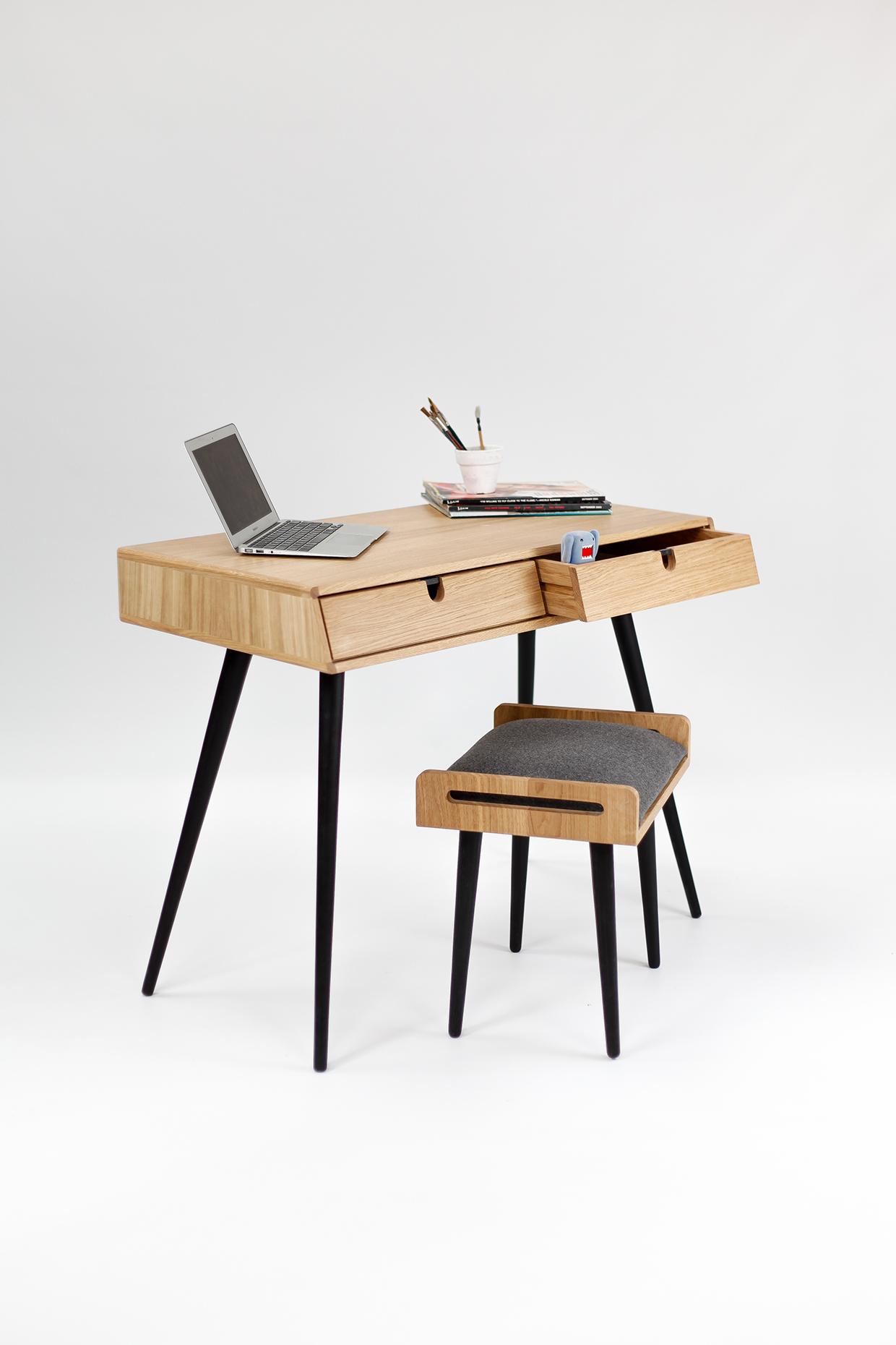 modern desk