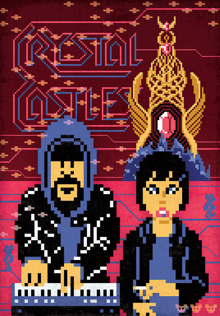 Game Crystal Castles