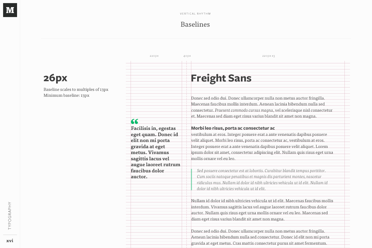 Medium Brand Development On Behance  Graphic Design