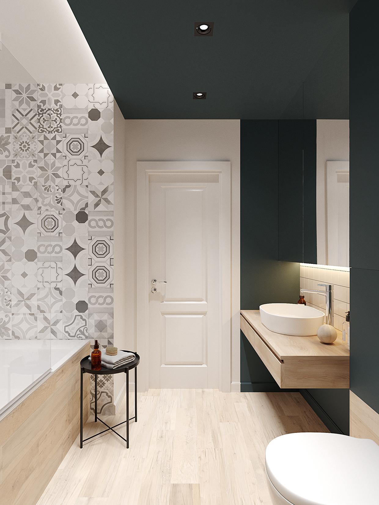 Decorative Tiles Bathroom Brilliant Remodeling Ideas For Exposed Brick Tiles In A Bathroom  Bricks Inspiration Design