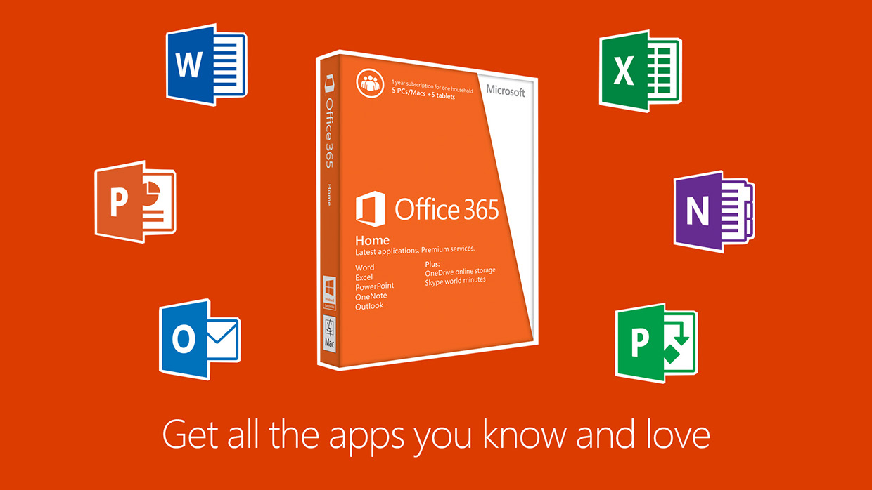 OFFICE 365/ONEDRIVE PROMOTIONAL VIDEO : GRIFFIN WALDAU