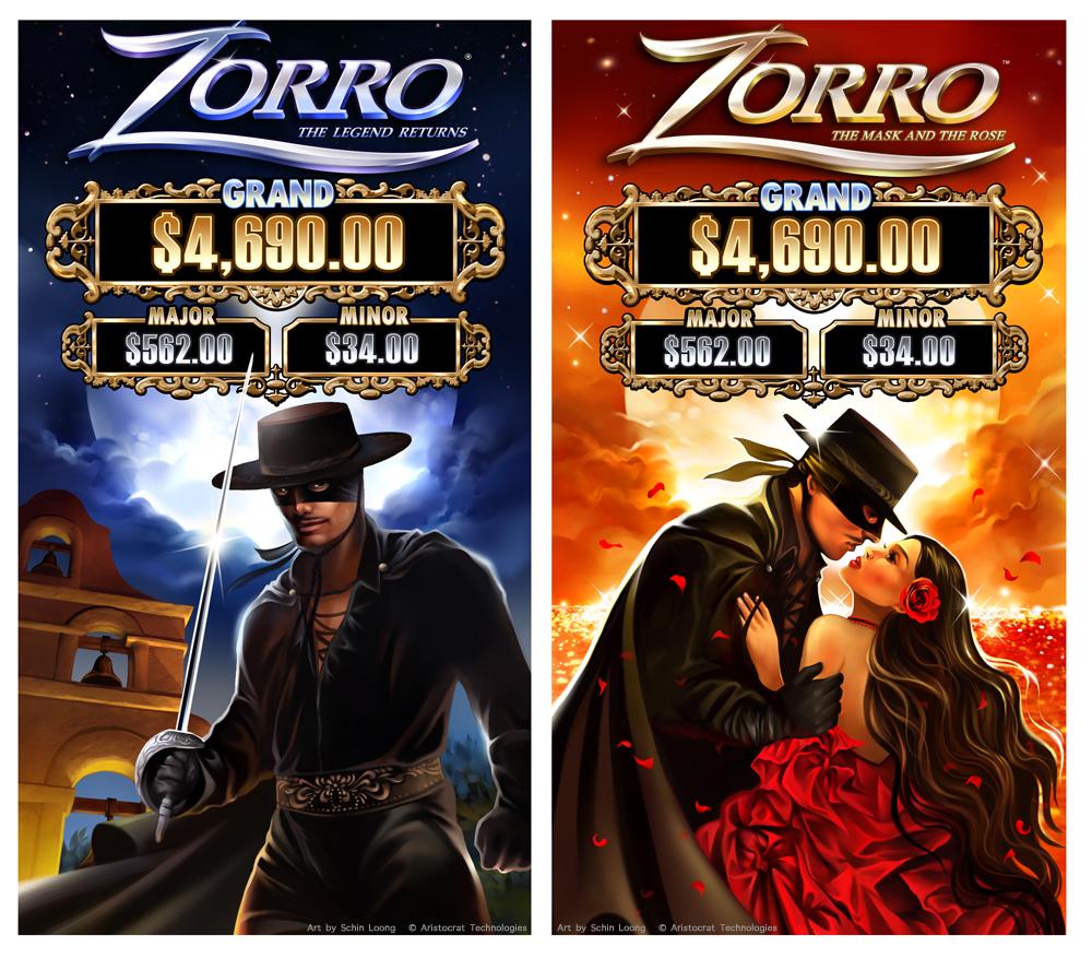 zorro slot machine app