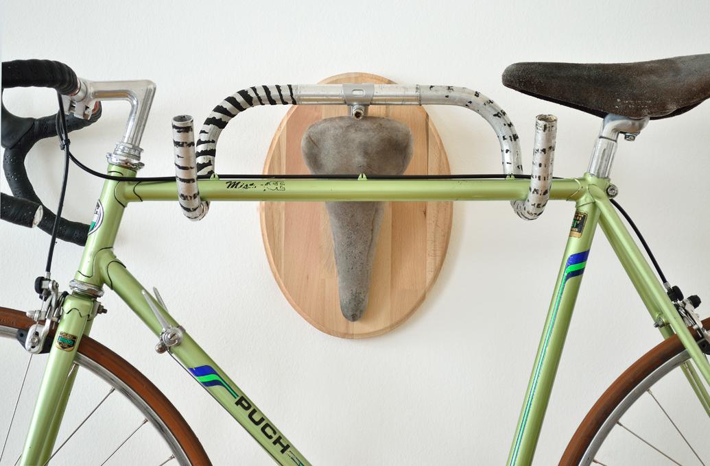 2fe3cb4c7df78b6f874aead079530635 Велосипедные рога или веселая идея для дома или подарка от Andreas Scheiger. svoimi rukami ideya podarka