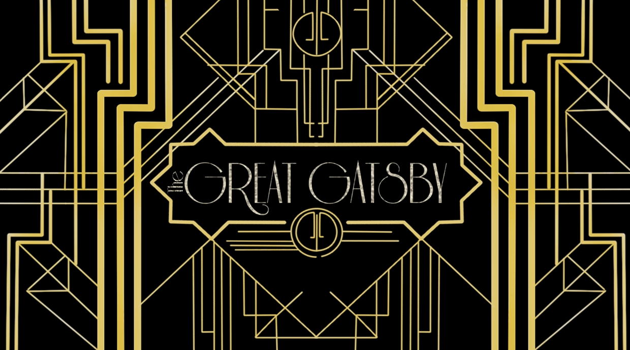 The great gatsby kinetic text