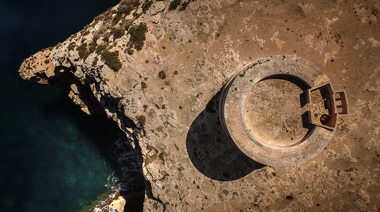 From Above: Formentera Island, Spain