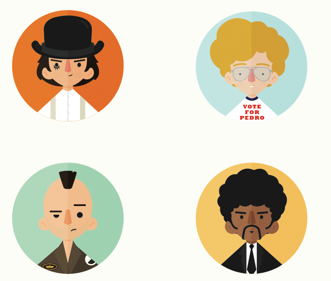 Awesome Movie Characters