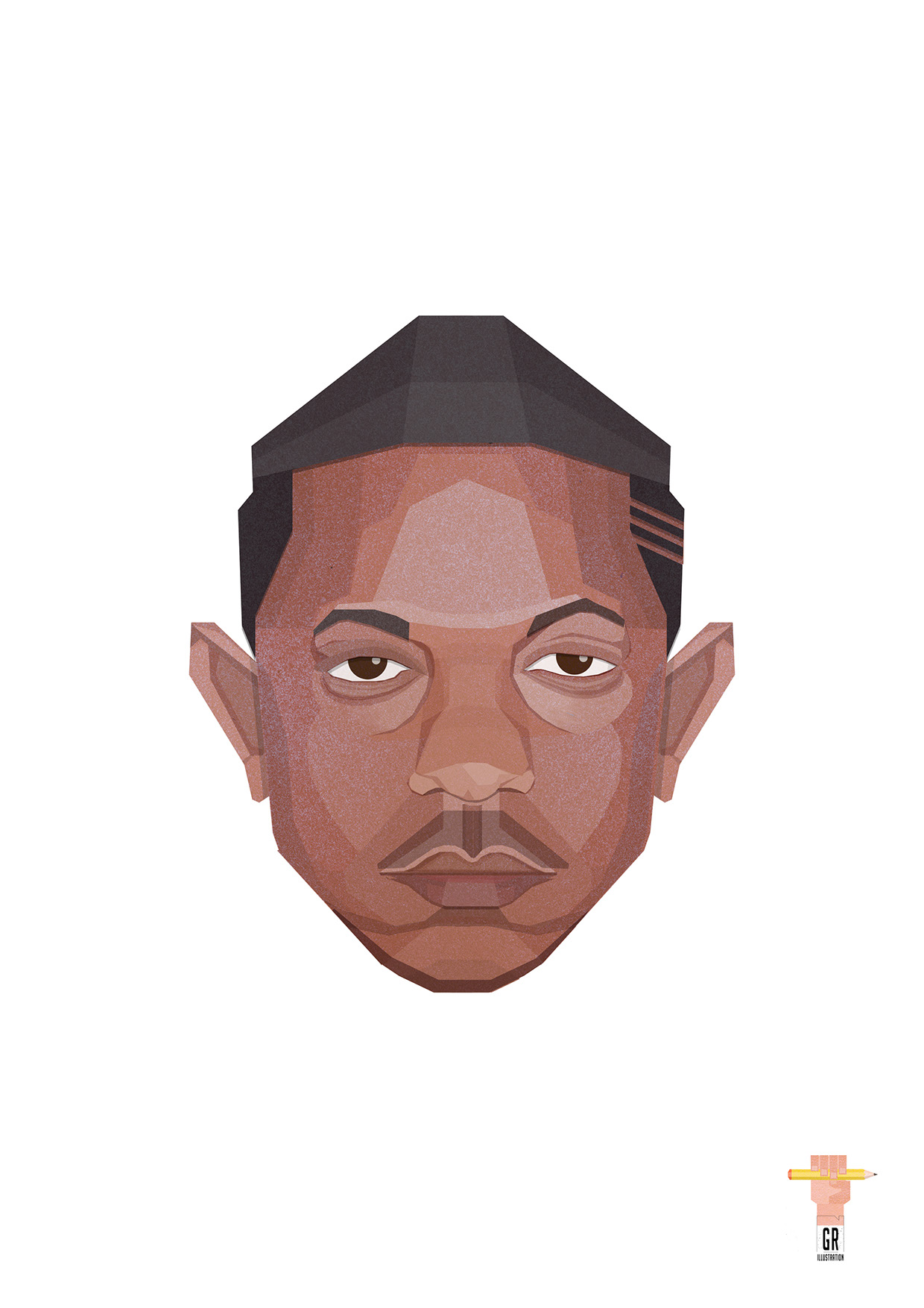 Kendrick Lamar Illustration Images & Pictures - Becuo