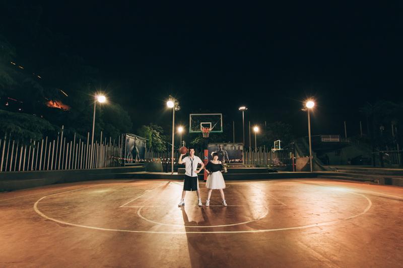 L&T | Shanghai Nike Basketball Court