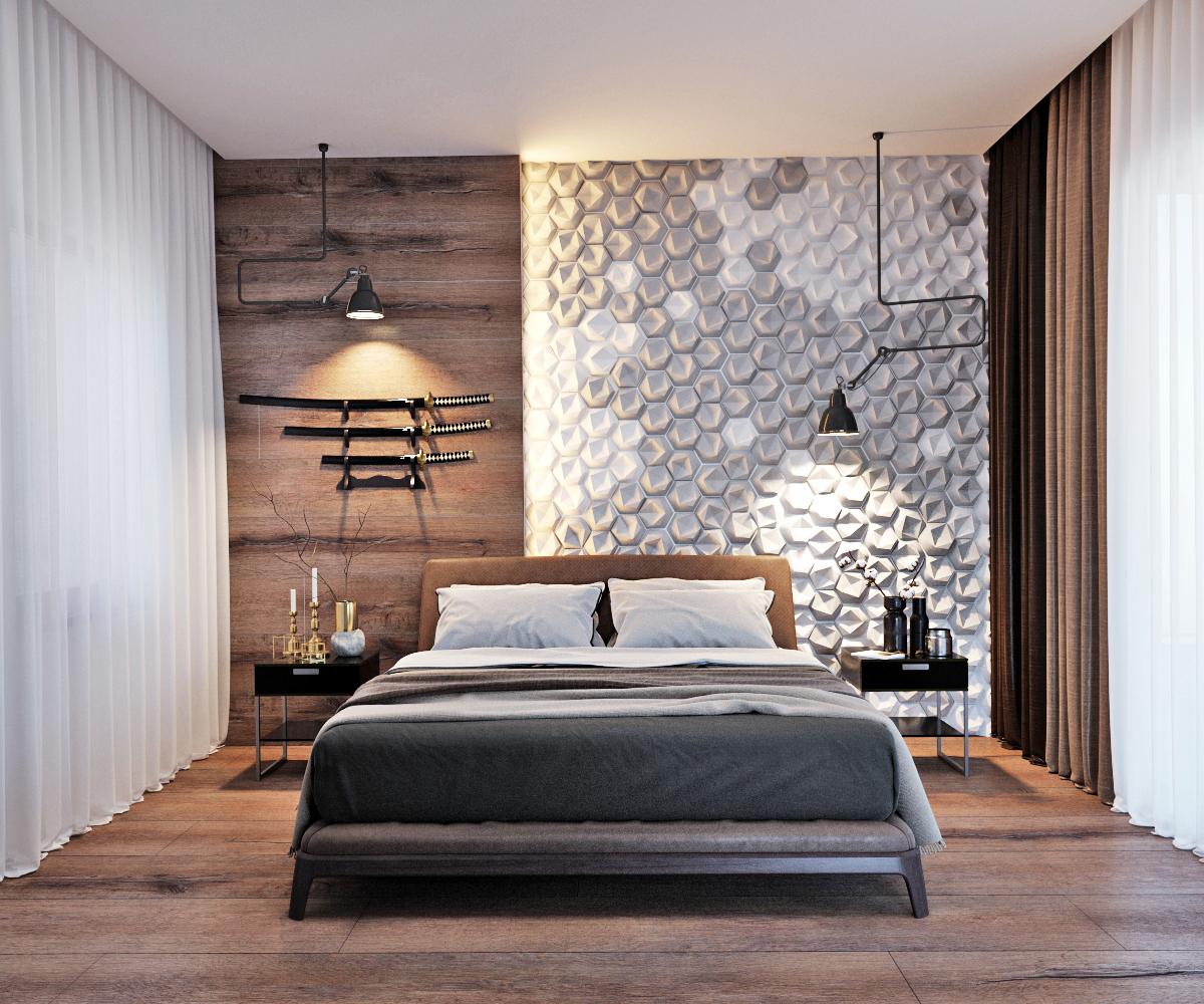 Decoracion cuartos modernos habitaciones modernas para for Dormitorios adultos modernos