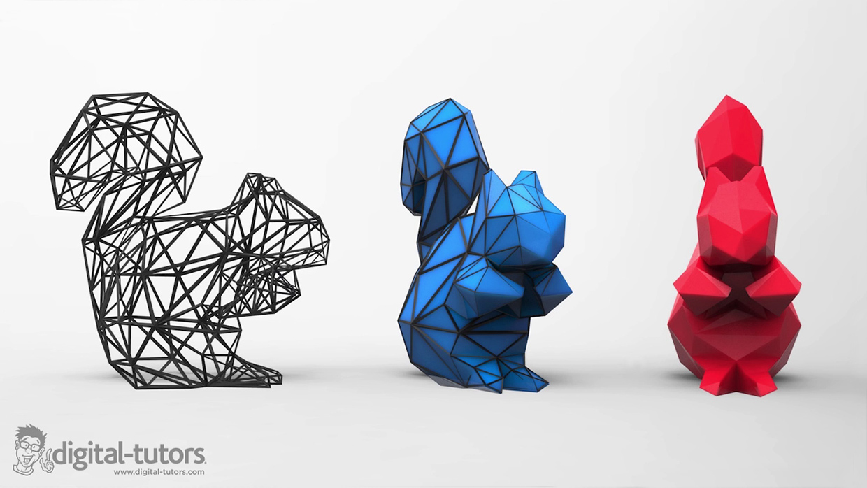 From bits to atoms 3d design