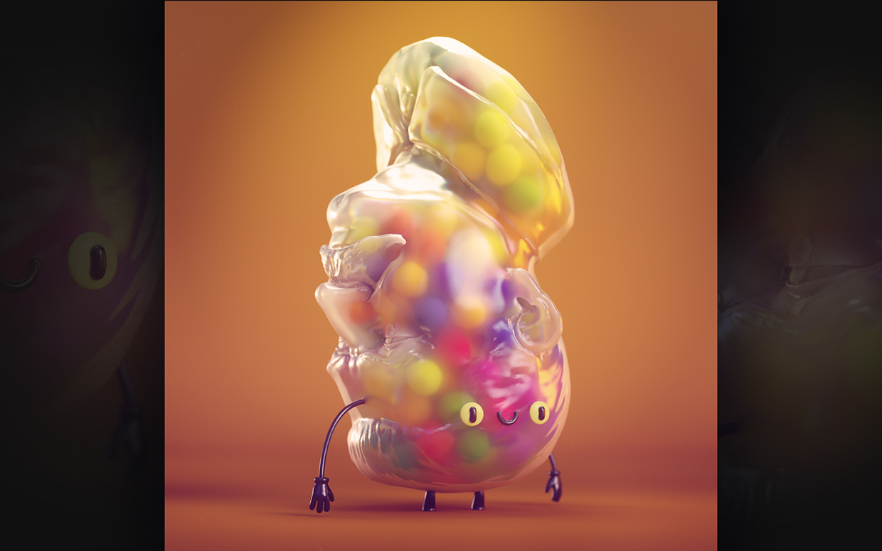 Digital art selected for the Daily Inspiration #2327