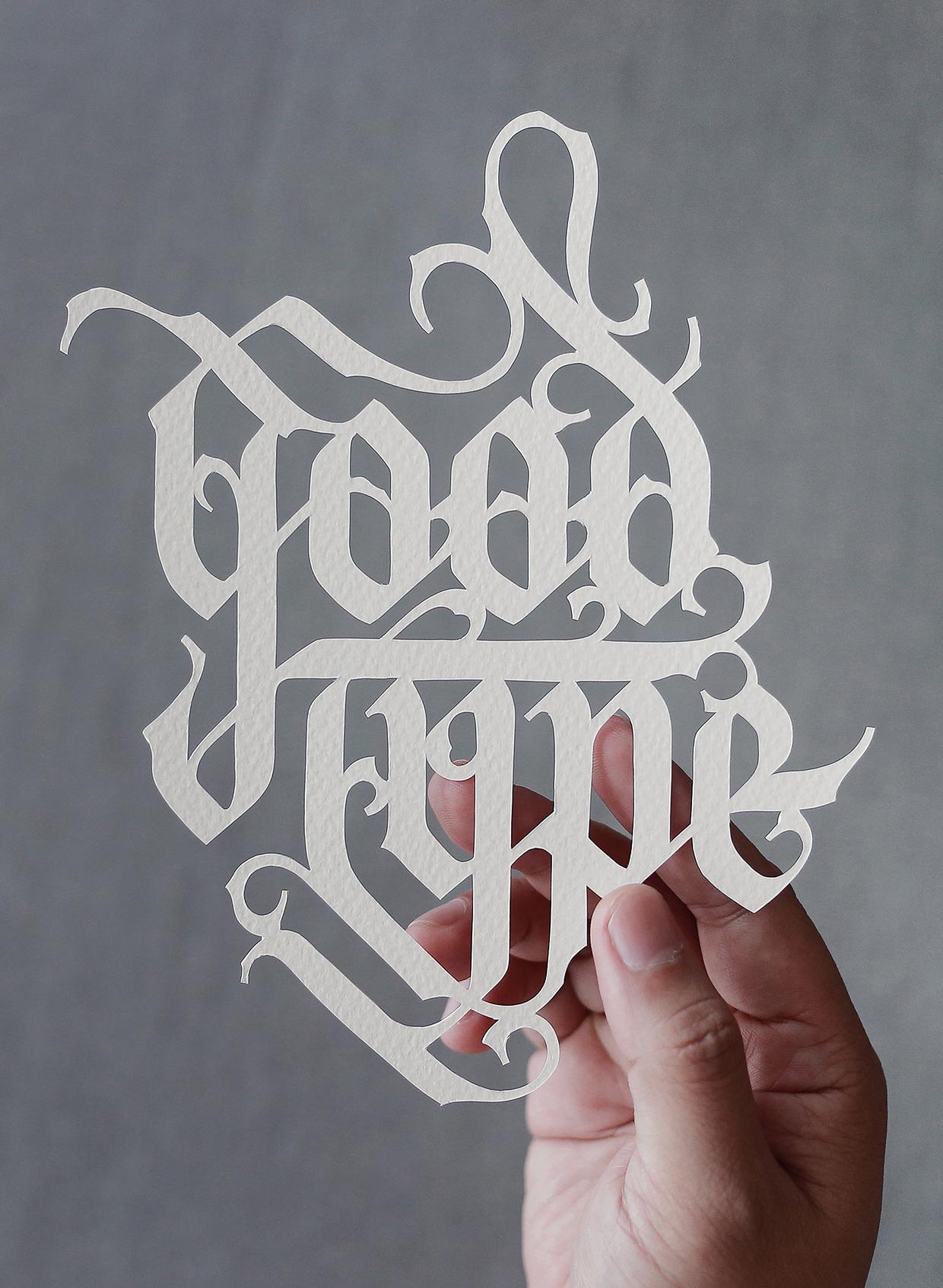 cortes tipográficos