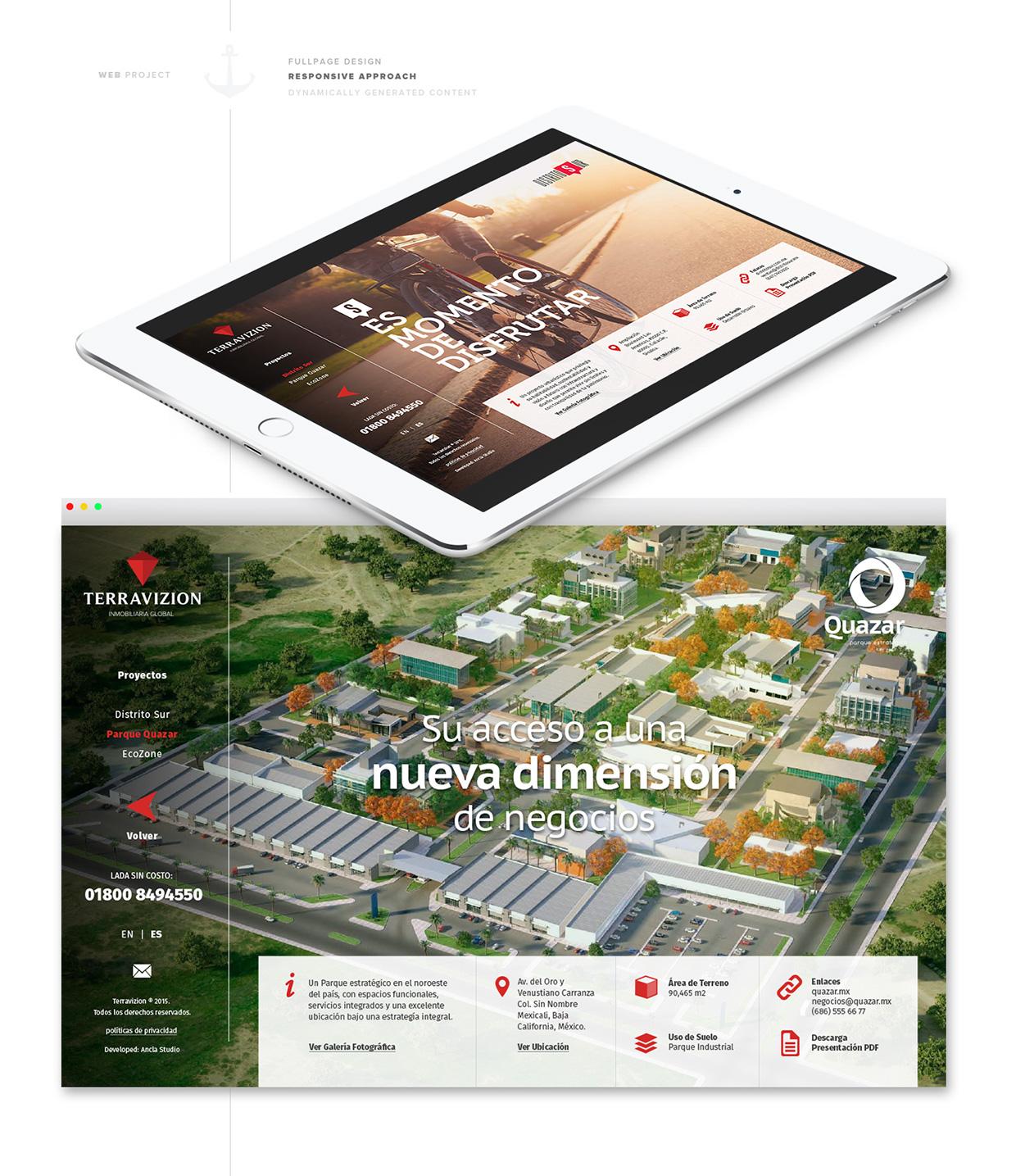 Terravizion Inmobiliaria Global