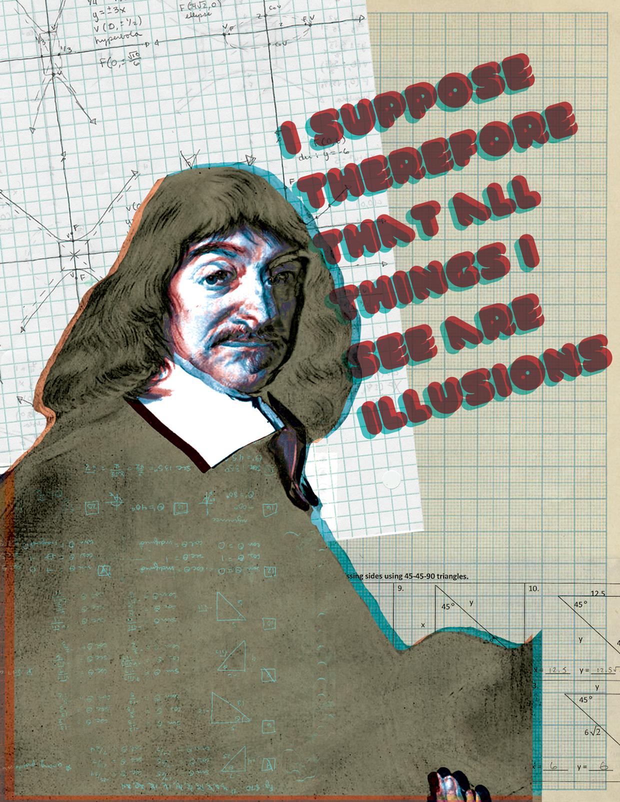 rene descartes rationalism essay Descartes: philosophy summary  the philosophy of rene descartes, a french rationalist rene descartes is the most  descartes founded the modern rationalism, .