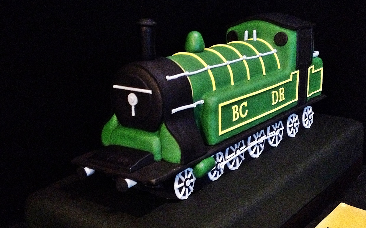 Pin Train Steam Engine Cake1 Cake on Pinterest