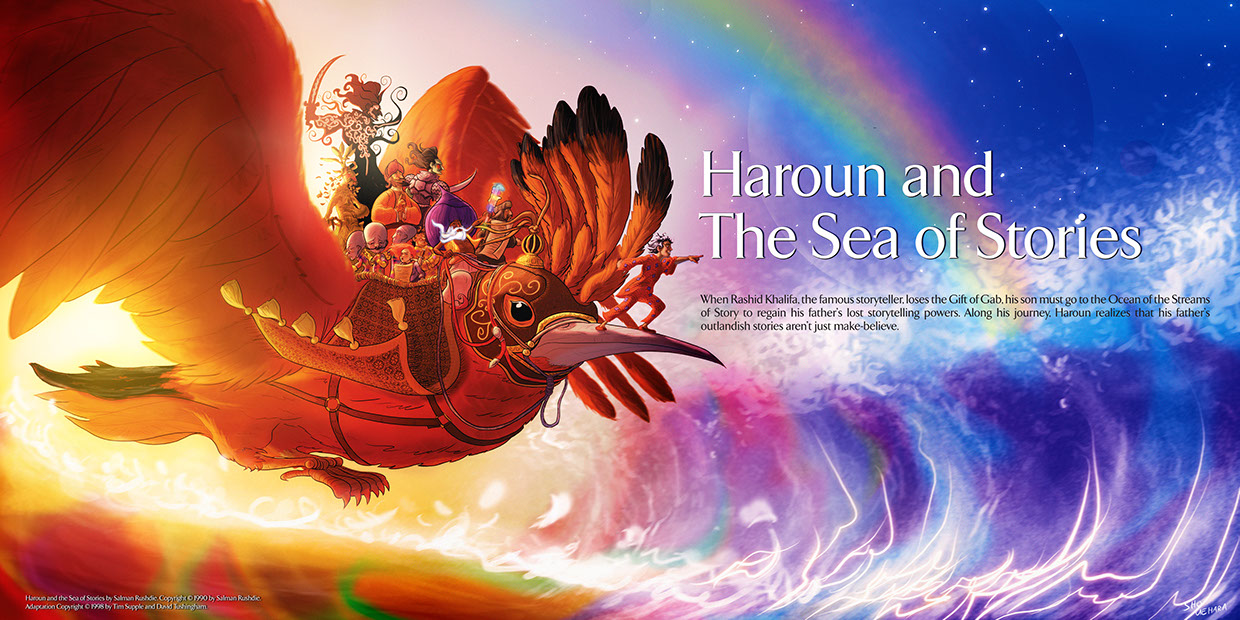 haroun discoveries and lessons in rushdies haroun and the sea of stories