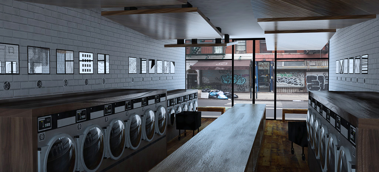 Laundromat Interior Decorator Joy Studio Design Gallery